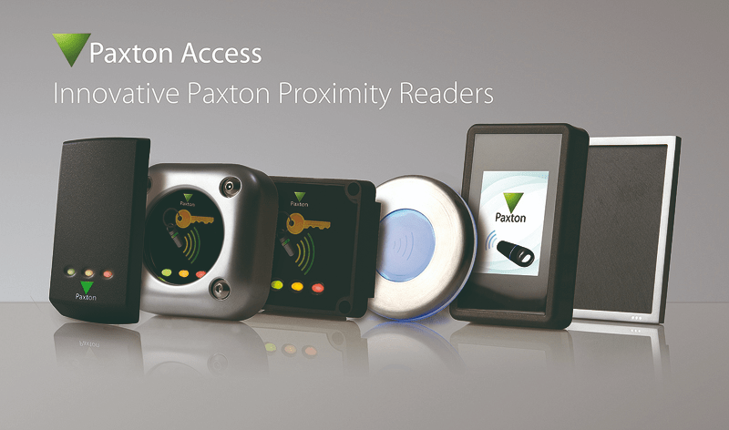 Paxton Access Proximity Readers